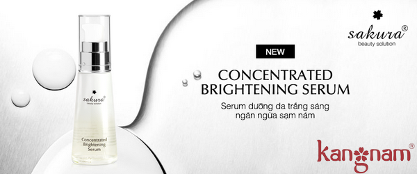 Serum Concentrated Brightening Serum